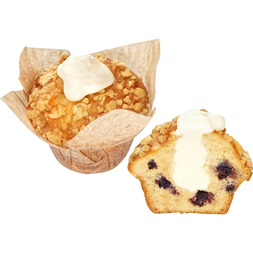 The Original Muffin Blueberry-Cheesecake