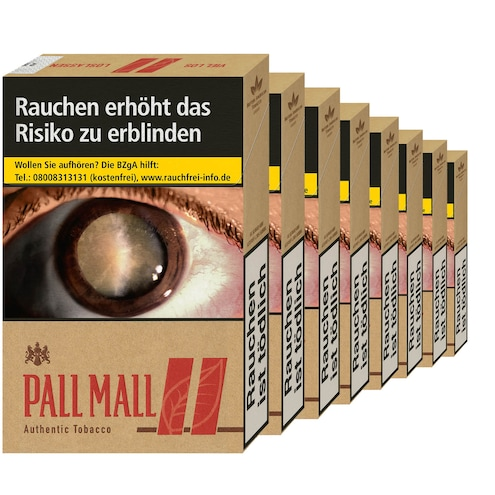 Pall Mall Authentic Red XL